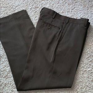 AXIST⭐️Men's Brown Dress PANTS 30 x 32